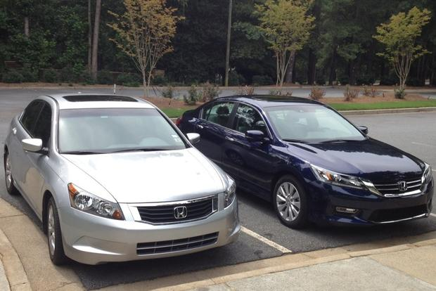 2013 Honda Accord: Noticeable Improvements featured image large thumb0