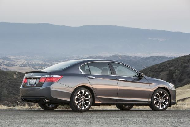 Good 2013 Honda Accord Sport: Real World Test Featured Image Large Thumb18