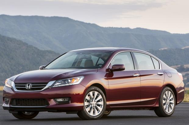 2013 Honda Accord: Trim Level Comparison featured image large thumb2