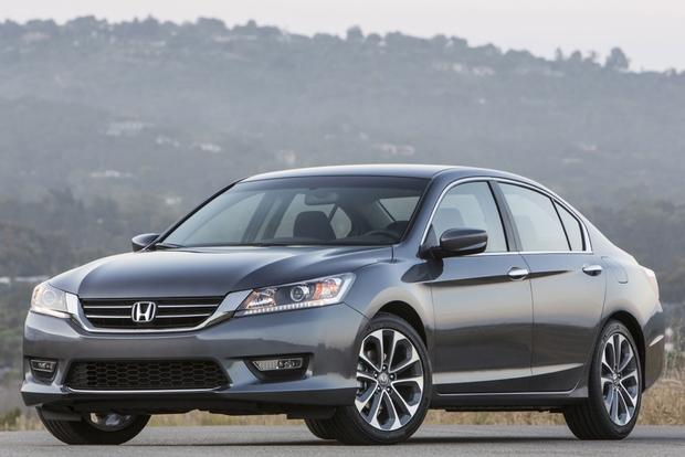 2013 Honda Accord: Trim Level Comparison