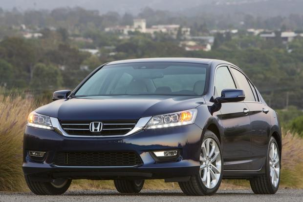 honda accord trim levels 2017