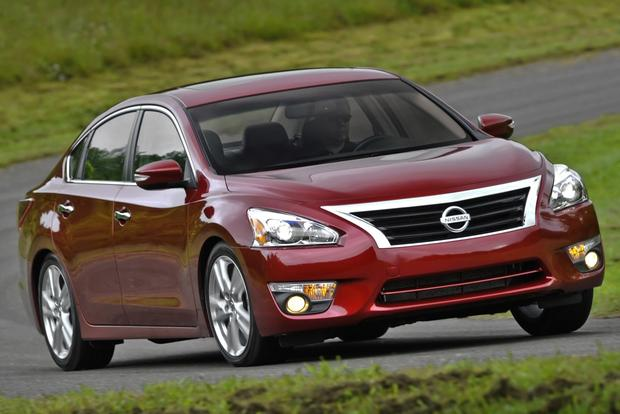 This or That: 2013 Honda Accord Sedan or 2013 Nissan Altima Sedan