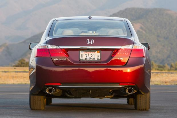 Perfect 2014 Honda Accord: New Car Review Featured Image Large Thumb3