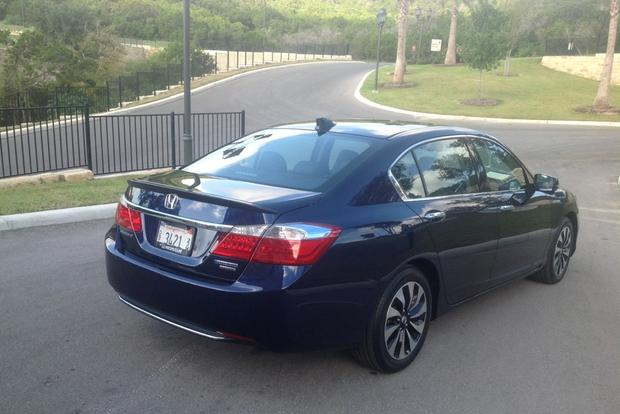 Delightful 2014 Honda Accord Hybrid: Is This The Best Hybrid? Featured Image Large  Thumb5