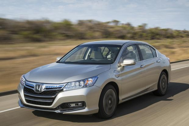 Awesome 2014 Honda Accord Hybrid U0026 Plug In Hybrid: New Car Review Featured Image  Large