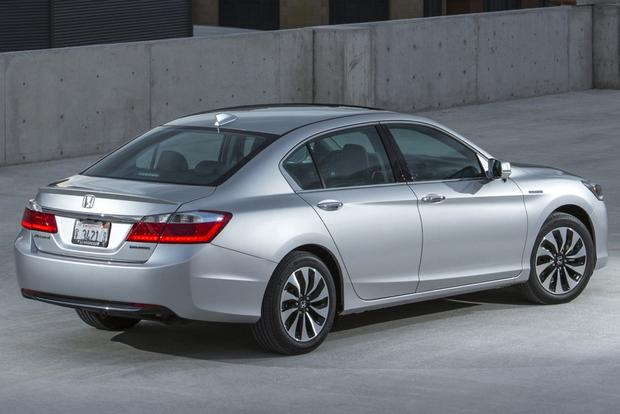 2015 Honda Accord Hybrid Plug In Hybrid New Car Review Autotrader