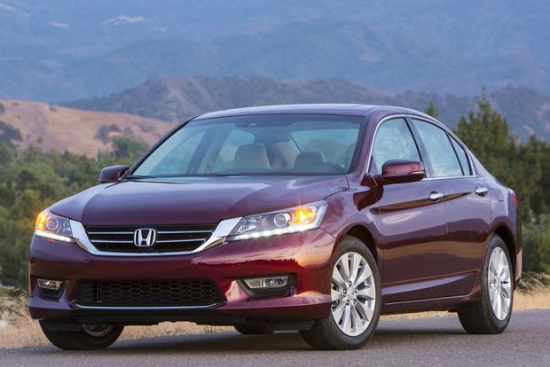 2015 Honda Accord New Car Review Autotrader
