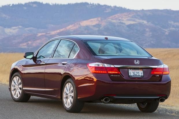 Whats The Difference Between The 2013 And 2014 Accord