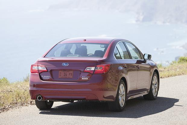 2016 Honda Accord vs. 2016 Subaru Legacy: Which Is Better? featured image large thumb10