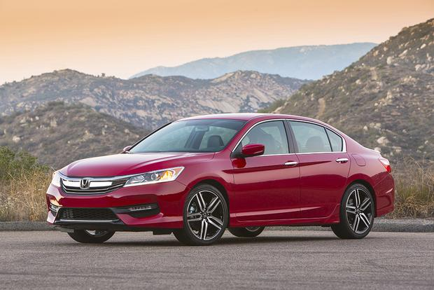 2017 Honda Accord: New Car Review