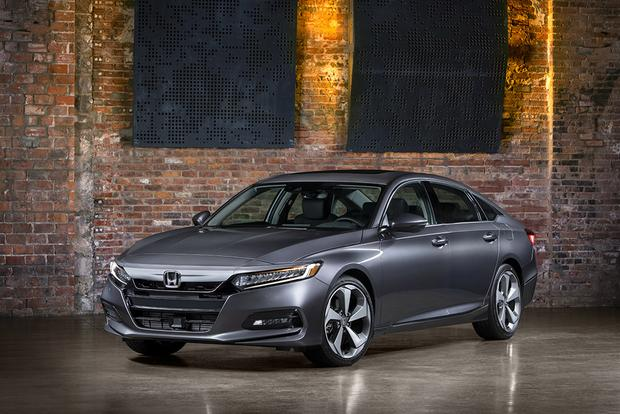 2018 Honda Accord Revealed featured image large thumb2