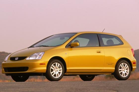 2002 Honda Civic Si: OEM Image Gallery featured image large thumb0