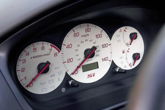 2002 Honda Civic Si: OEM Image Gallery featured image large thumb7