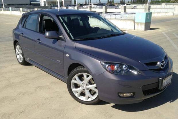 2006-2011 Honda Civic vs. 2004-2009 Mazda3: Which is Better?