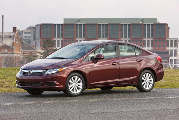 2012 Honda Civic: Used Car Review