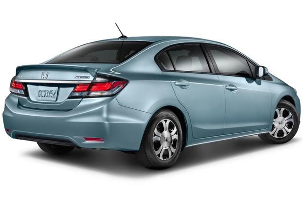 2013 Honda Civic: New Car Review featured image large thumb8