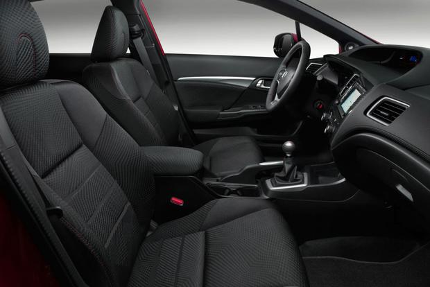 Honda Civic 2014 Lx Black