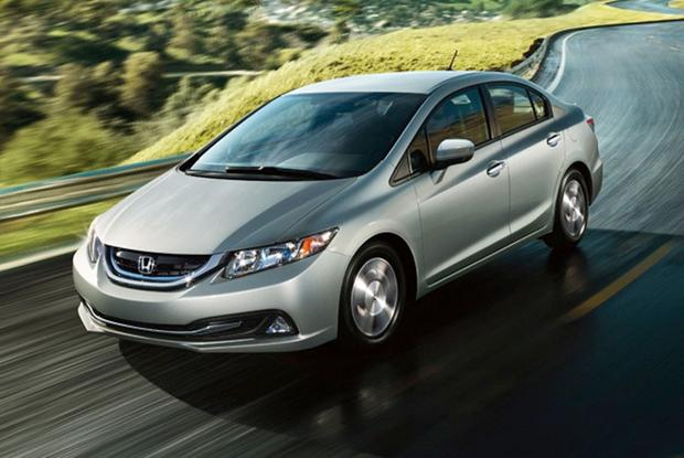 2014 Honda Civic Hybrid: New Car Review featured image large thumb0