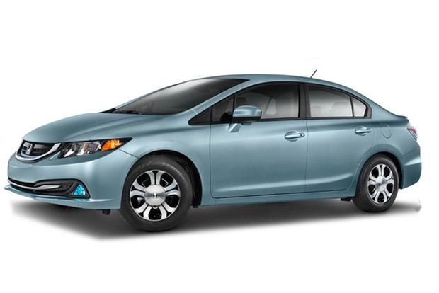 2014 honda civic hybrid new car review autotrader