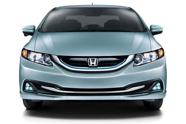 2014 Honda Civic Hybrid: New Car Review featured image large thumb4