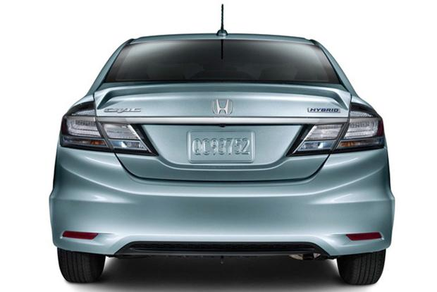 2014 Honda Civic Hybrid: New Car Review featured image large thumb5