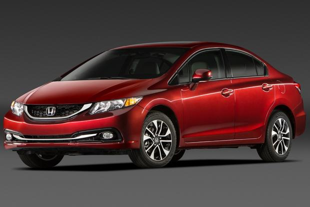 2014 Honda Civic: New Car Review featured image large thumb4