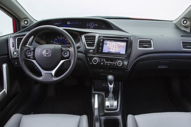 2014 Honda Civic vs. 2014 Mazda3: Which Is Better? featured image large thumb8