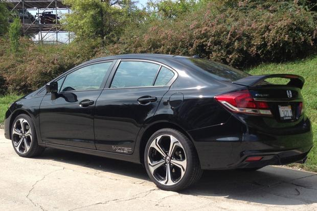 2014 Honda Civic Si Sedan Real World Review  Autotrader