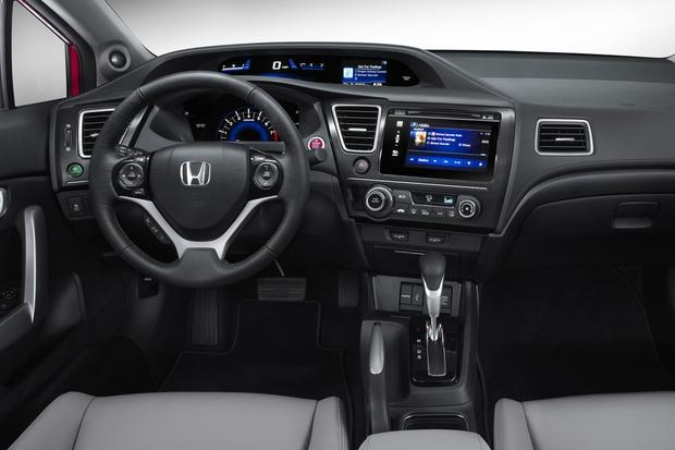 2015 Honda Civic: New Car Review - Autotrader