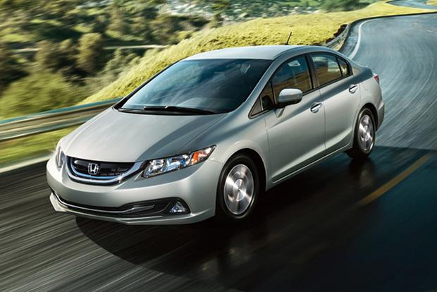 Nice 2015 Honda Civic Hybrid: New Car Review Featured Image Large Thumb0