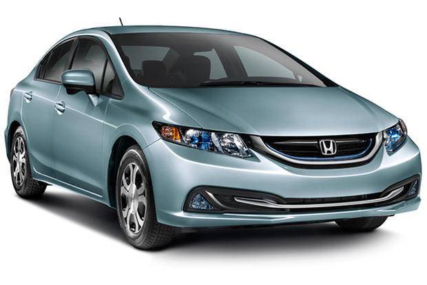 2015 Honda Civic Hybrid: New Car Review Featured Image Large Thumb1