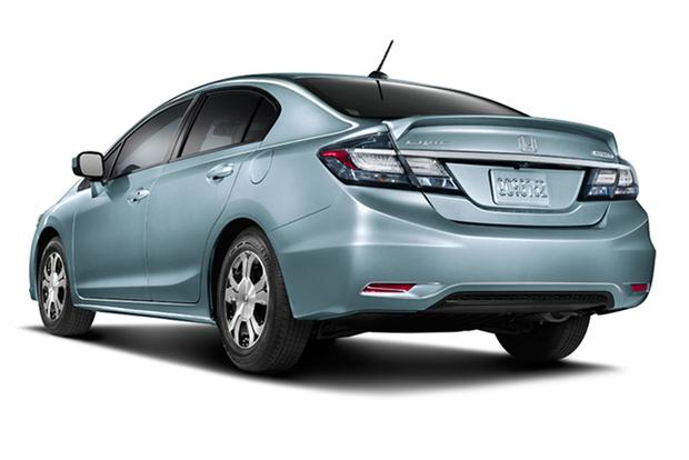 2015 honda civic hybrid new car review autotrader. Black Bedroom Furniture Sets. Home Design Ideas