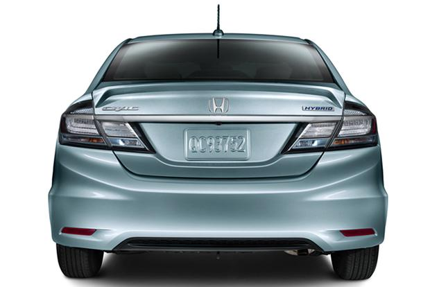 2015 Honda Civic Hybrid: New Car Review Featured Image Large Thumb4