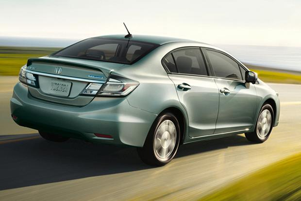 Amazing 2015 Honda Civic Hybrid: New Car Review Featured Image Large Thumb6