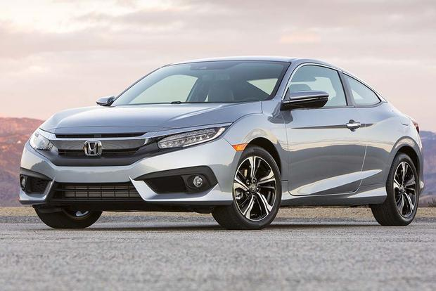 2016 Honda Civic Coupe First Drive Review Autotrader