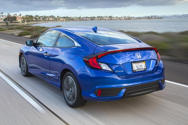 2016 Honda Civic Coupe vs. 2016 Kia Forte Koup: Which Is Better? featured image large thumb1