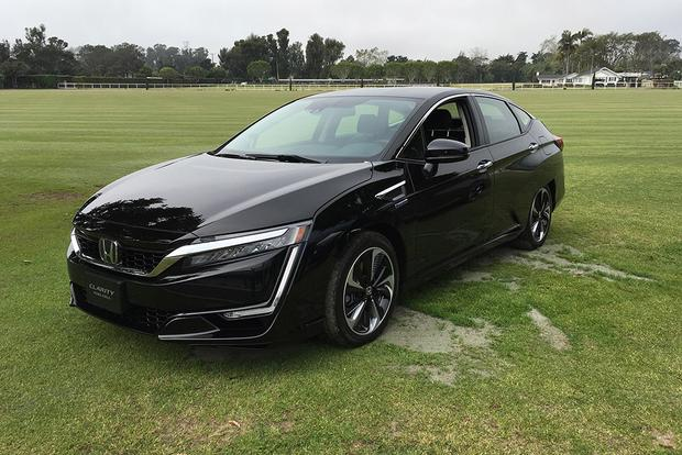 The Honda Clarity and Scientific Trickery