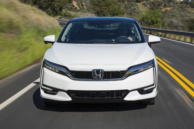 2017 Honda Clarity 11 Things To Know About This Eco Friendly Car Of The