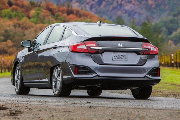 2018 Honda Clarity PHEV: First Drive Review featured image large thumb3