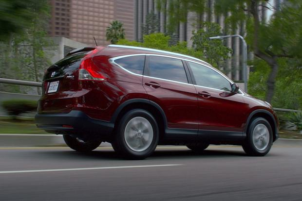 2013 Honda CR-V: New Car Review featured image large thumb3