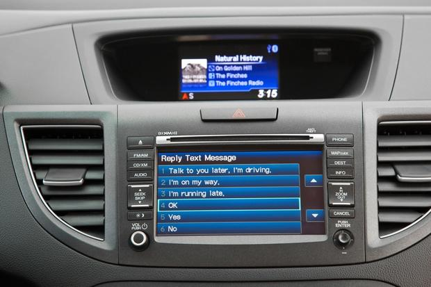 2013 Honda CR-V: New Car Review featured image large thumb7