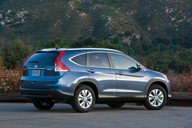 2013 Honda CR-V: Used Car Review featured image large thumb2