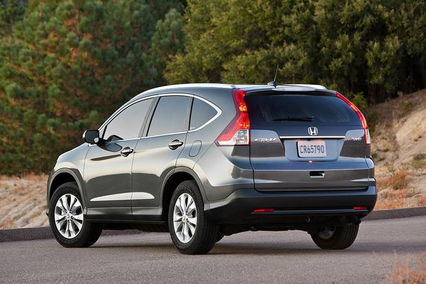 2013 Honda CR-V: Used Car Review - Autotrader