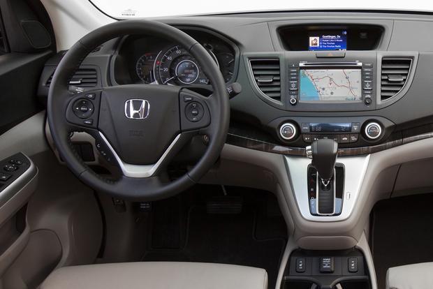 2015 Toyota RAV4 vs. Honda CR-V Compare and Review - 2015