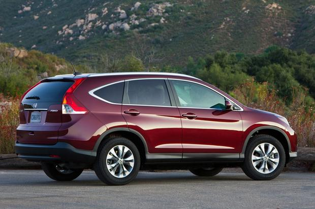 2014 Honda CR-V: New Car Review - Autotrader