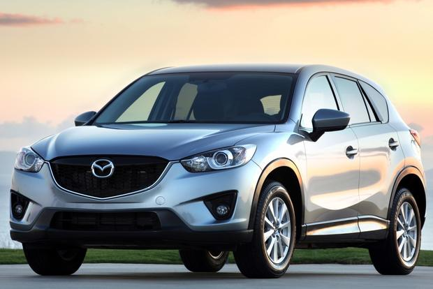 2014 Honda CR-V vs. 2014 Mazda CX-5: Which is Better? featured image large thumb1