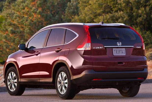 2014 Honda CR-V vs. 2014 Mazda CX-5: Which is Better? featured image large thumb2