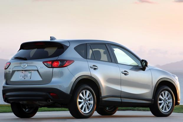 2014 Honda CR-V vs. 2014 Mazda CX-5: Which is Better? featured image large thumb4