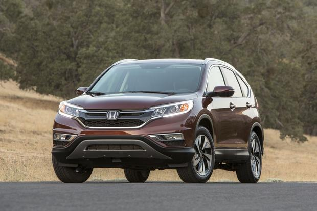 2015 Honda CR-V: Used Car Review featured image large thumb0