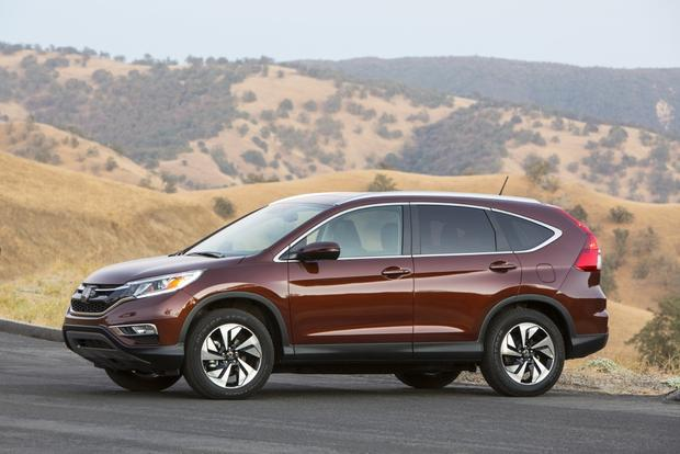 2015 Honda CR-V: Used Car Review featured image large thumb3